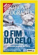 Capa da National GeographicBrasil